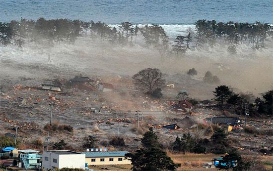 Terremoto e tsunami no Japão: fotos e vídeos