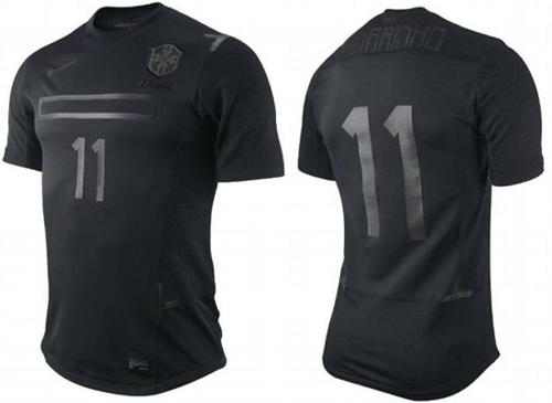 Terceira camisa da Seleção Brasileira – cor preta: foto, preço e onde comprar