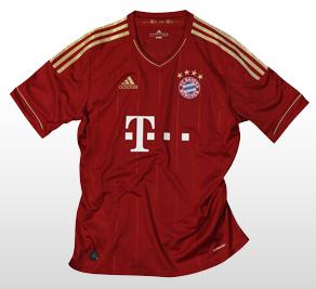 7b4432c6d179b Nova camisa do Bayern de Munique 2011/12 – foto, preço e onde comprar