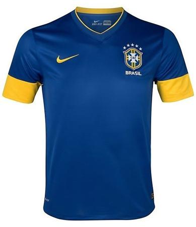 2459434bb9954 As novas camisas da seleção brasileira poderão ser adquiridas em lojas de  material esportivo ou mesmo em sites especializados