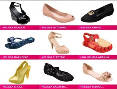 Sandálias Melissa 2012   coleção, preços, fotos e site