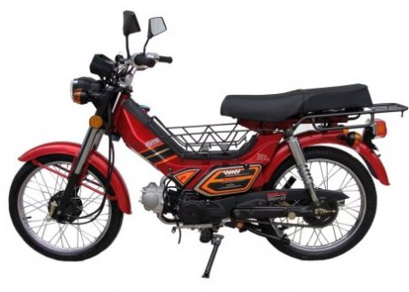 Moto Shineray 50cc 2012   preço e foto