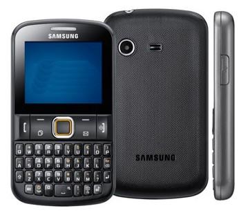 Samsung Chat 222 foto