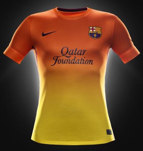 Novas camisas do Barcelona 2012/2013: preço, foto e onde comprar