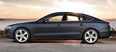 Audi A5 Sportback 2012 foto (2)
