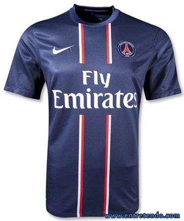 Novas camisas do PSG 2012/2013: preço, foto e onde comprar